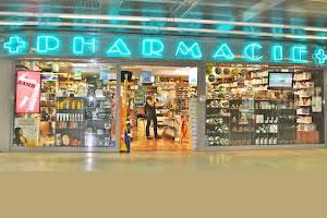 Pharmacy Nice Côte d'Azur Airport Terminal 2