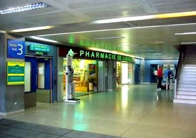 Pharmacy Pointe-à-Pitre Airport