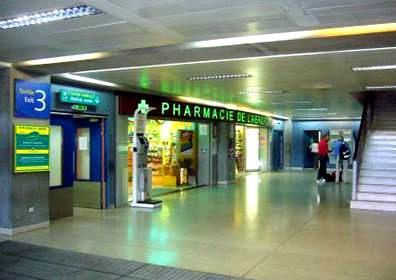 Pharmacy Pointe-à-Pitre Airport