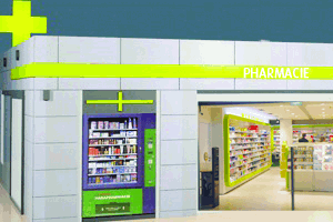 Pharmacy Paris Roissy Airport Terminal 2E
