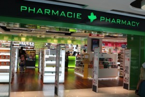 Pharmacie Aéroport Paris Roissy Terminal 2