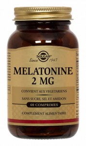 MELATONINE 2 MG 400