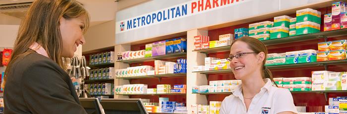 Aéroport Tegel Berlin Pharmacy