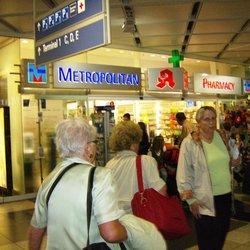 München Airport Pharmacy, T2, Niv.4